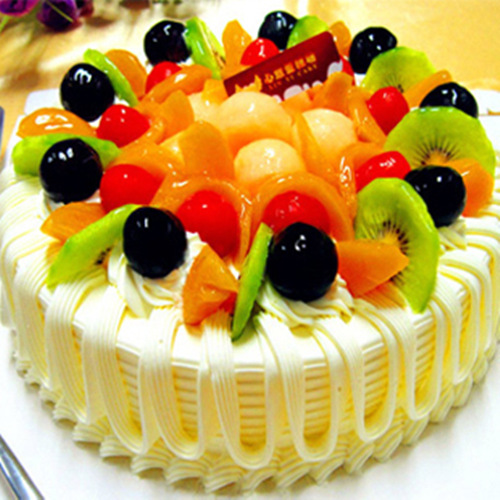 Deluxe Fruitcake