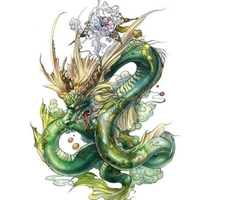 The Symbolism of Animals in Chinese Mythology-qinglong