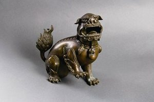 Suanni Lions The Symbolism of Animals and creatures in Chinese Mythology